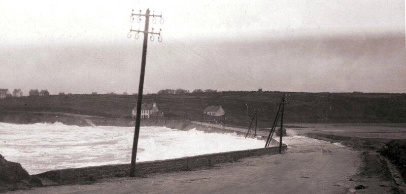 Ch26 - La route du Loch Primelin en 1951