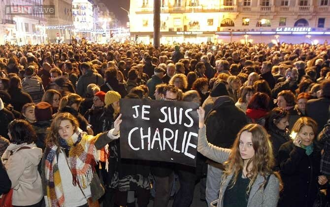 Paris March je suis charlie 4