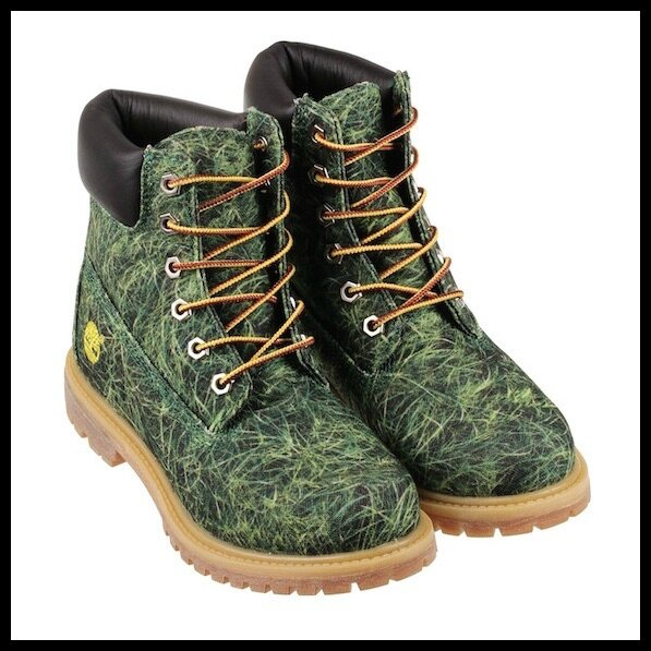 timberland pharrell williams bee line grass 1