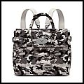 Sac camouflage - cara delevingne - mulberry