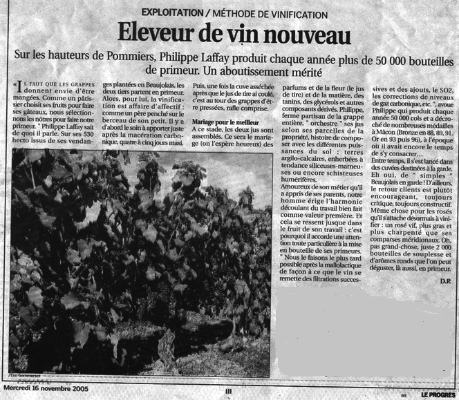 Article Philippe