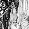 12Bouddha, Sigiryia, Sri Lanka, temple