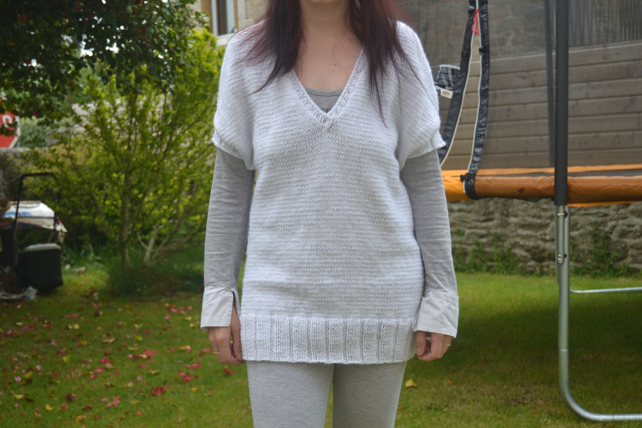 Pull tunique (FIN)