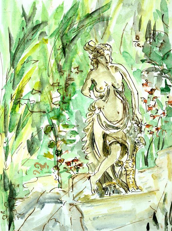 Défi 14 Aphrodite Défi proposé par Martine