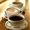 Savon café-vanille