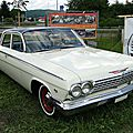Chevrolet bel air 4door sedan-1962