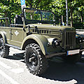 Uaz 69 jeep militaire