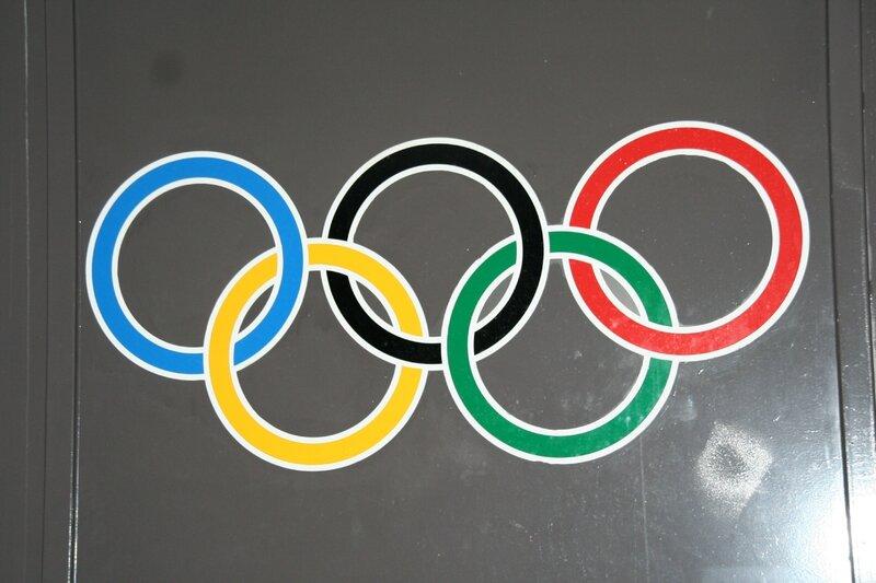Anneaux Olympique