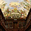 Bibliothèque de l'abbaye de Strahov