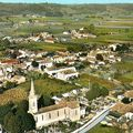 Eglise et Village