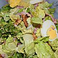 Salade grenobloise