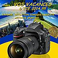 Concours Photo 2014