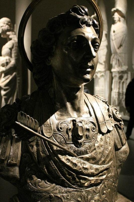 DA COMO pietro francesco milan cathedrale