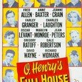 Fiche du film o henry's full house
