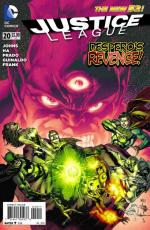 new 52 justice league 20