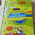 Le cahier des petits scientifiques