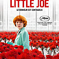 Little joe : le film de science fiction glacé de jessica haussner