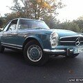 MERCEDES 280 SL Cabriolet - 1968