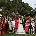 Windows-Live-Writer/823e44d895cb_FDA8/Mariés et enfants d'honneurs - Cortège vert et rose - 4_thumb