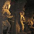 Inde du sud (16/31). minaskshi, shiva, pârvati, vishnou, lakshmi et tutti quanti...