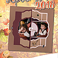 Catalogue de septembre 2018