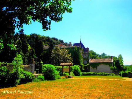 château de la Combe à Irigny