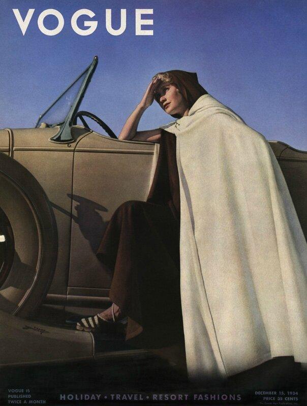 George Hoyningen_huene_1934