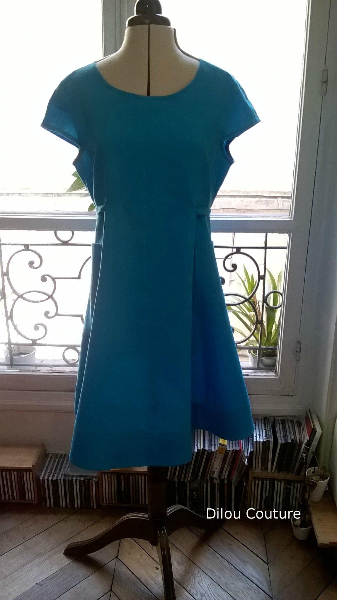 Robe bleue1