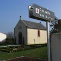 La chapelle des martyrs à saint-martin-des-tilleuls (85)