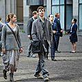 Divergent Tris and Caleb