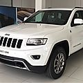 Location jeep grand cherokee à casablanca