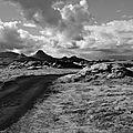 3. Islande en noir et blanc