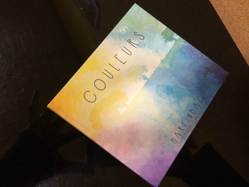 CD COULEURS DE HARPINBAG