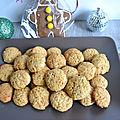 Biscuits au gingembre frais