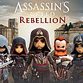 Assassin's creed rebellion sera disponible sur mobile le mois prochain