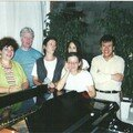 stage de piano avec Pierre Tran (
