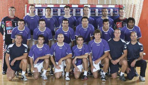 equipe SAHB 2006 2007