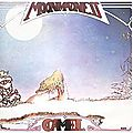 Folie lunaire : camel -moonmadness-1976