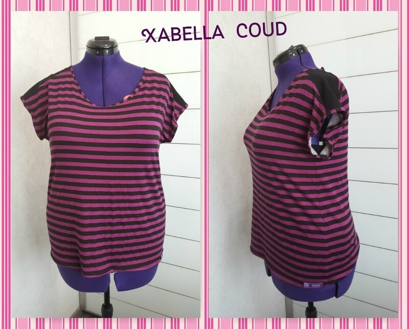 Faded Stripes entier