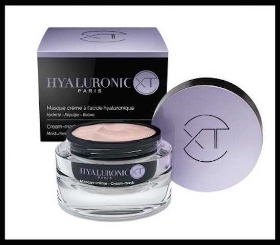 hyaluronic xt masque creme