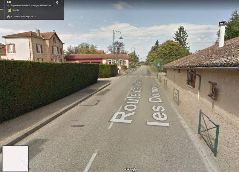 Moteur de recherche La Chapelle-du-Châtelard (01085)