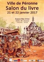 Salon du livre de Péronne, 2017