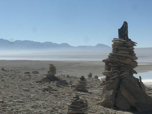 Keirn et vue sur le désert