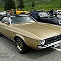 Ford mustang convertible-1972