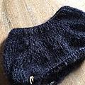 Un tricot pour commencer l'année!