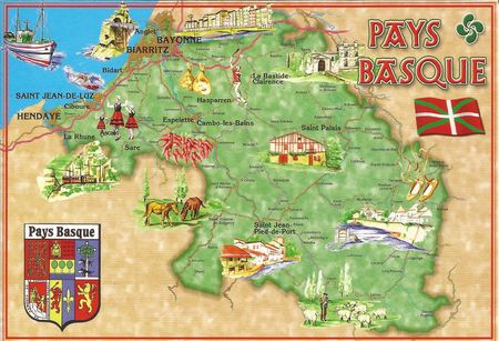 pays basque''