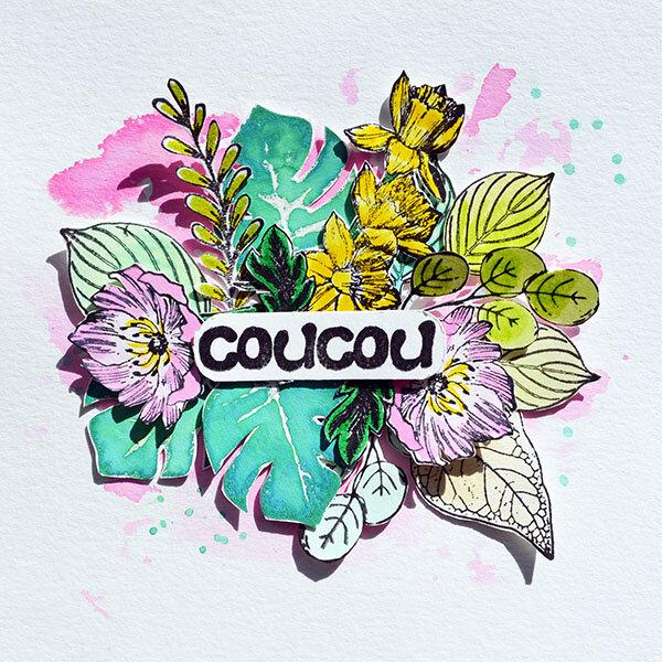 blogorel coucou carte scrapandco fleurs