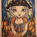 Pumpkin gift - jasmine becket-griffith