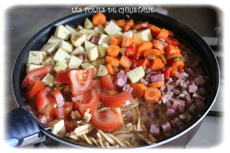 One pot pasta 1
