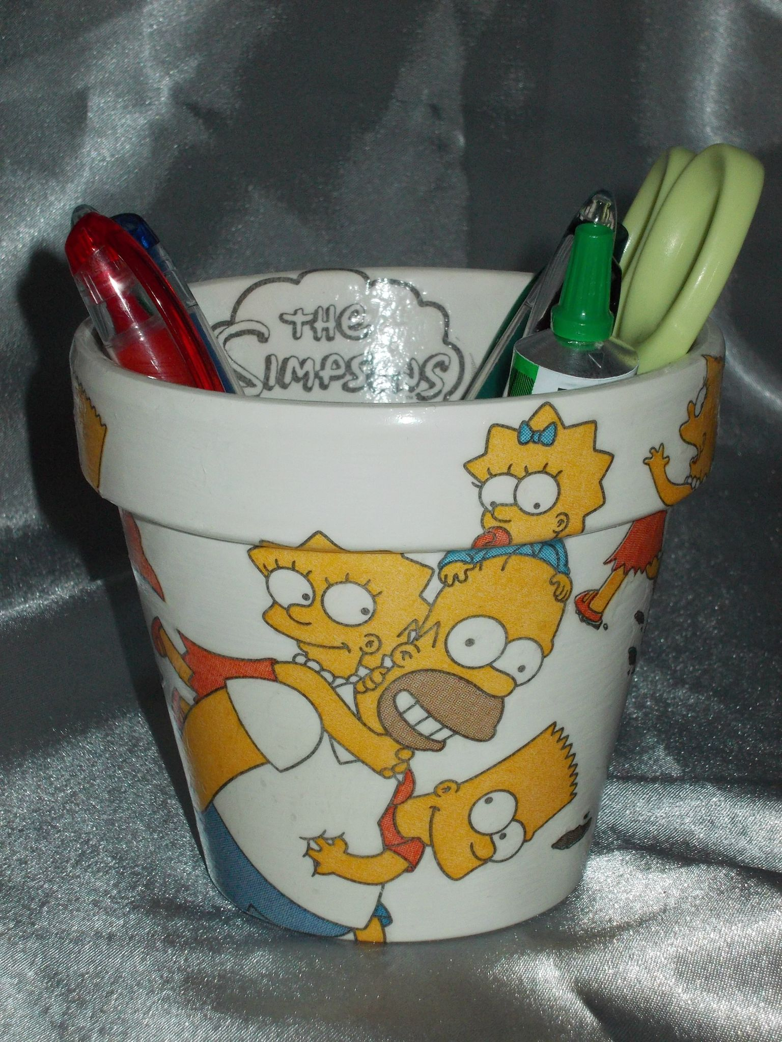 SIMPSONS - Pot